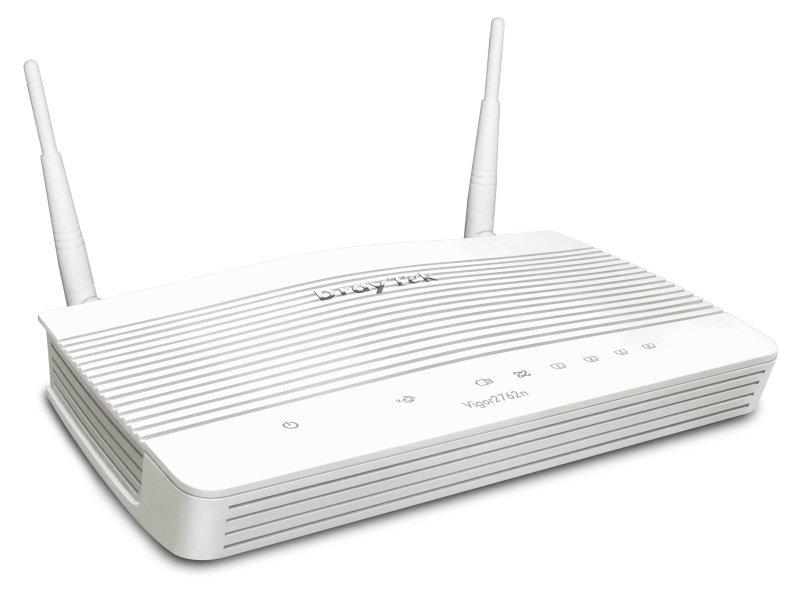 DrayTek Vigor 2762n Wireless ADSL/VDSL Router