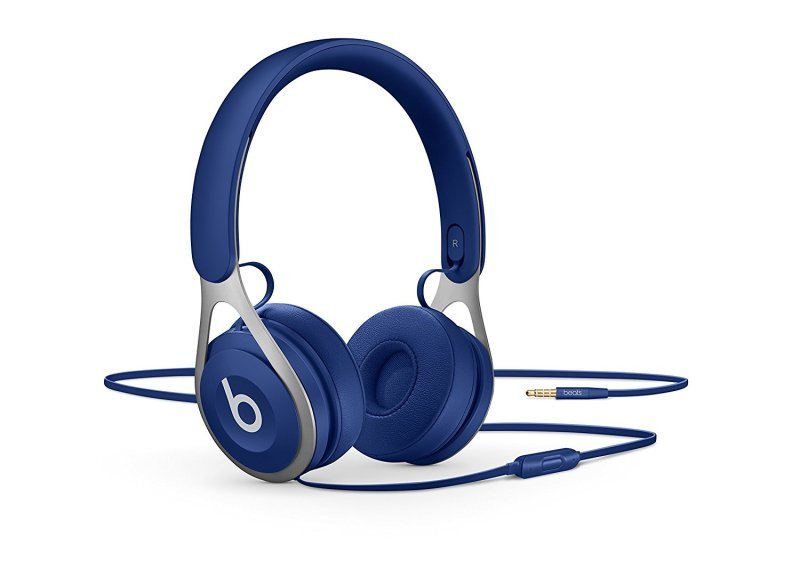 Beats EP Blue On-Ear Headphones