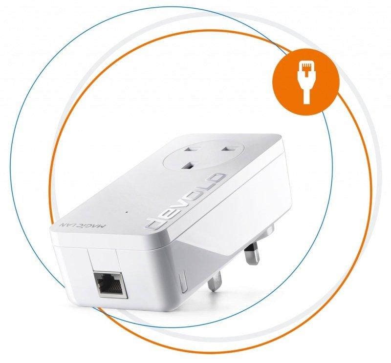 Devolo Magic 1 LAN Add-On Adapter - 1200mbps