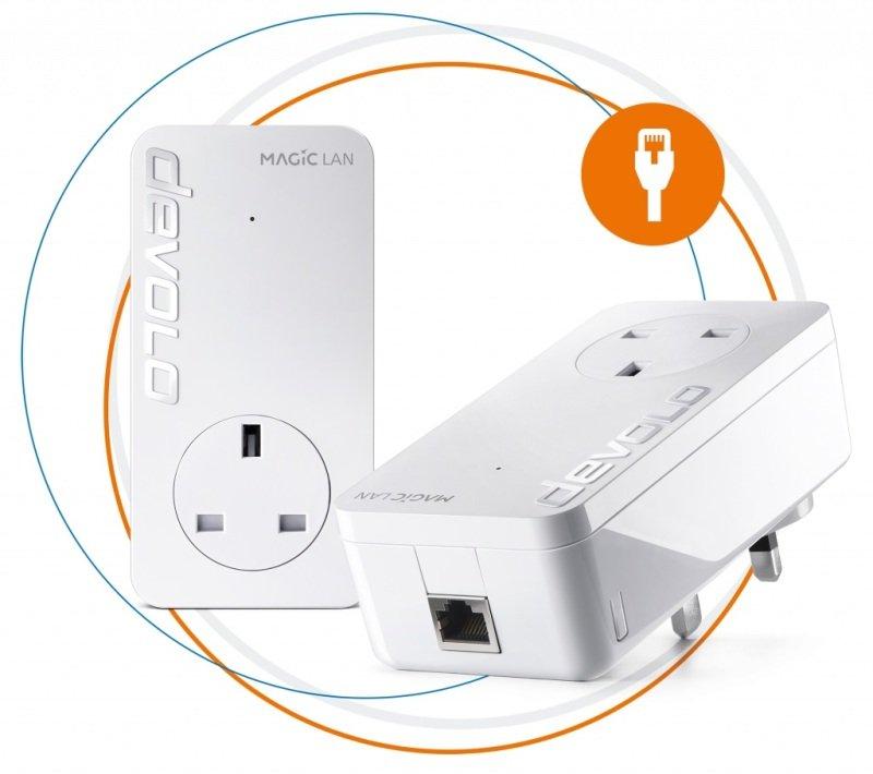 Devolo Magic 1 LAN Starter Kit - 1200 Mbps