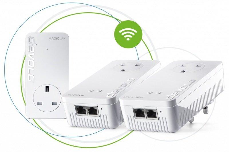 Devolo Magic 1 WiFi Whole Home WiFi Kit