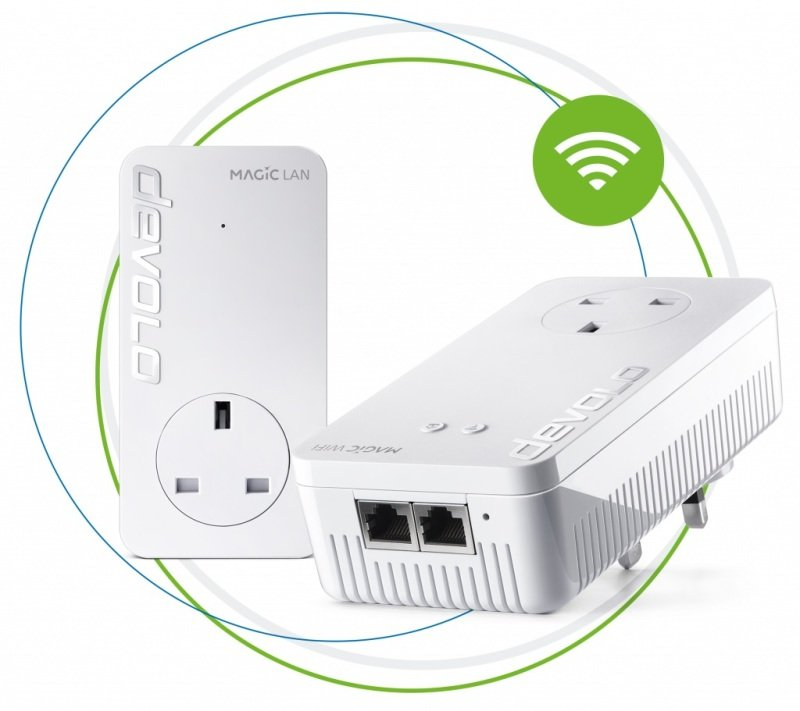 Devolo Magic 2 Wifi Starter Kit - 2400mbps
