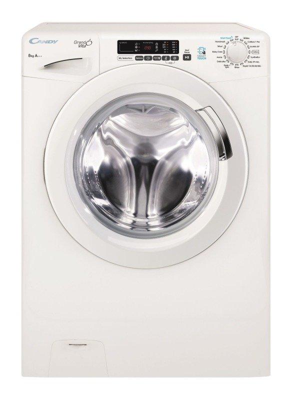 Candy GVS128D3 Freestanding 8kg 1200 Washing Machine - White