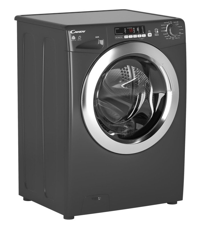 Candy Gvsw485dcr Freestanding 8 5kg 1400 Washer Dryer