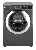 Hoover WDXOA485DCR Freestanding 8+5kg 1400 Washer Dryer - Graphite with Chrome Door