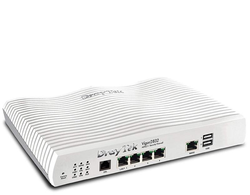 DrayTek Vigor 2832 ADSL Business Class Router/Firewall
