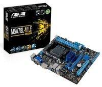 EXDISPLAY Asus M5A78L-M LE/USB3 Socket AM3+ mATX Motherboard