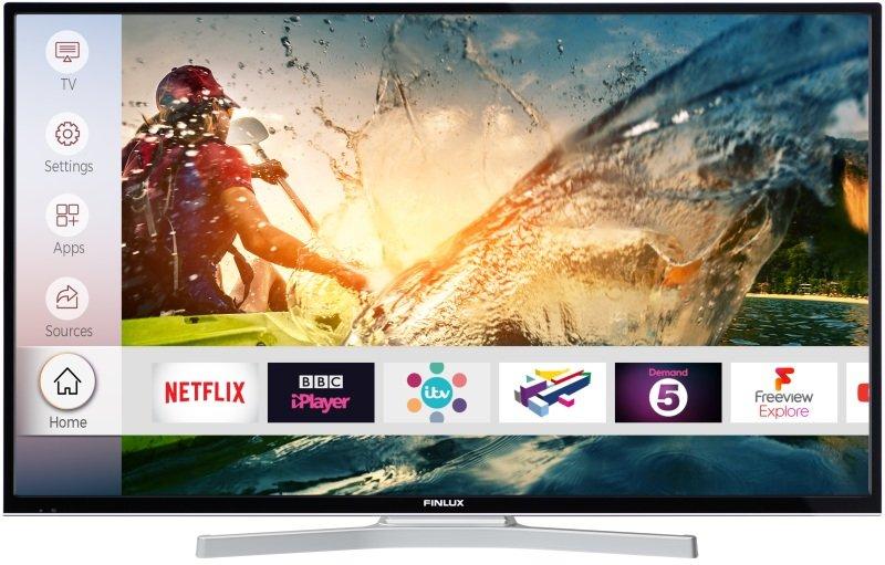 """Finlux 55"""" 4K Ultra HD HDR Smart TV"""
