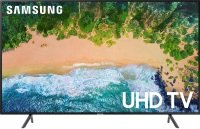 "Samsung 49"" NU7100 Ultra HD certified HDR Smart 4K TV"