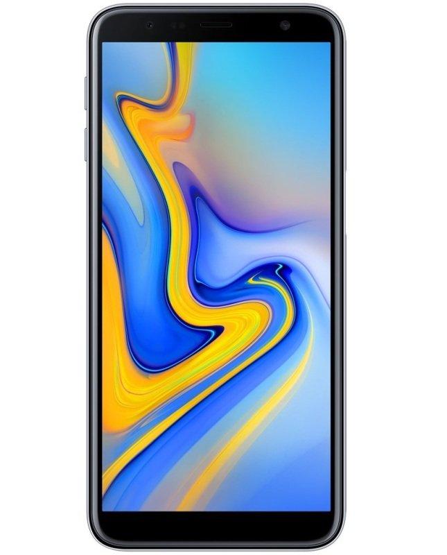 Samsung J610F J6 Plus Black Smartphone