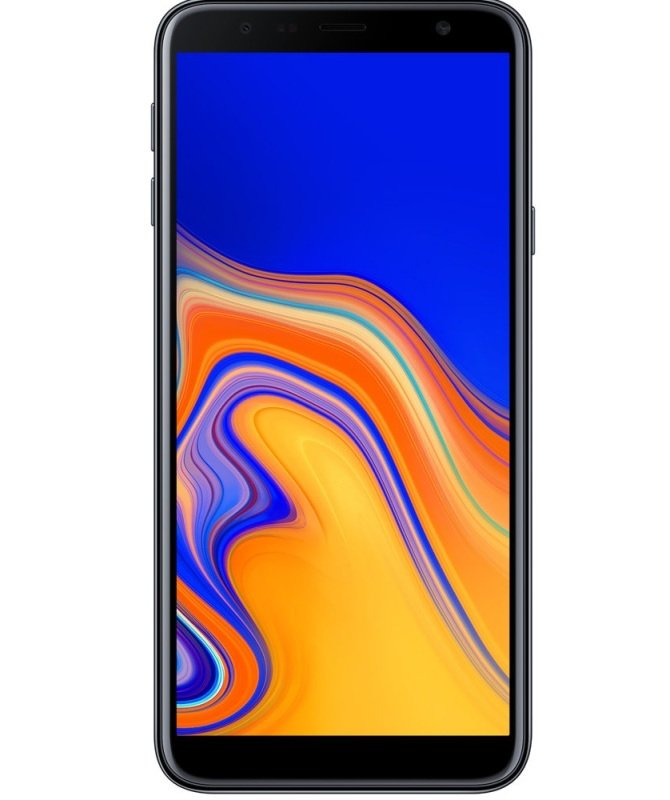 Samsung Galaxy J415F J4 Plus Black Smartphone