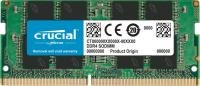 Crucial 8GB DDR4 2400 MT/s SO 260pin - CT8G4SFD824A