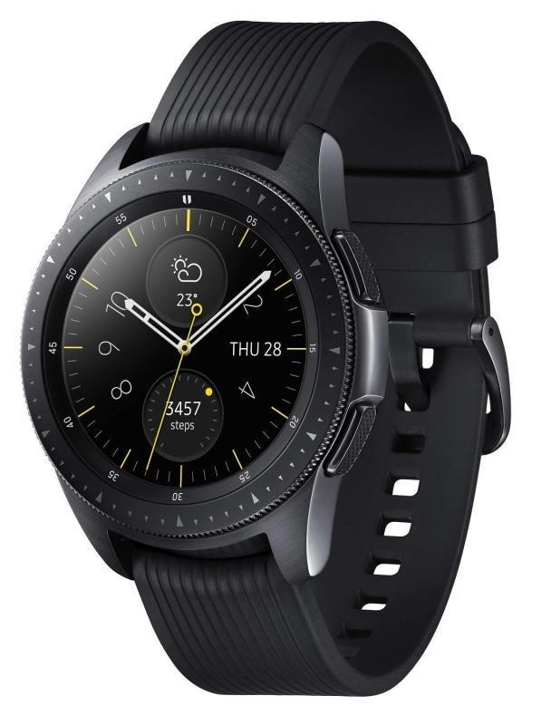 Samsung Galaxy Watch S4 42mm SmartWatch - Midnight Black