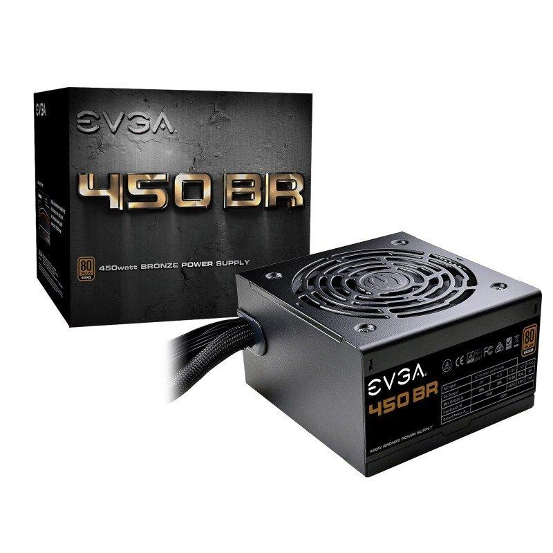 EVGA BR 450W 80+ Bronze Power Supply