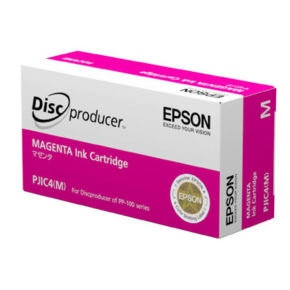 Epson Discproducer Magenta PJIC4 Ink Cartridge