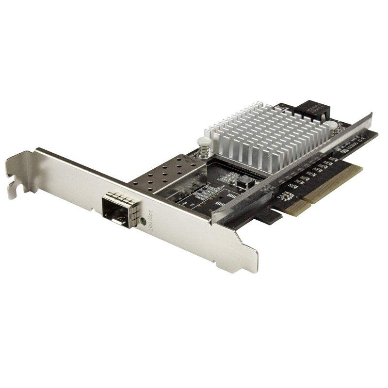 StarTech.com 1 Port 10gb SFP+ Network Card - Intel Chip - 10g SFP+ NIC