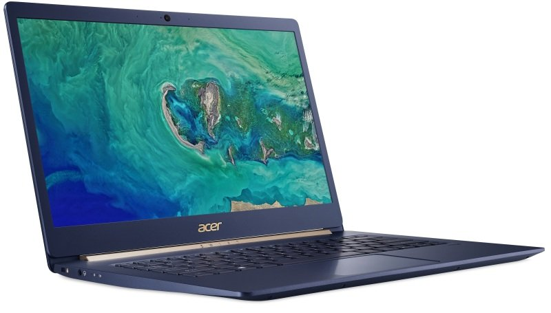 "Acer Swift 5 Pro SF514-52TP-86DH Intel Core i7, 14"", 8GB RAM, 256GB SSD, Windows 10, Notebook - Blue"