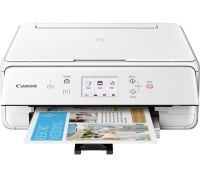 Canon TS6151 Multi-Function Wireless Inkjet Printer - White