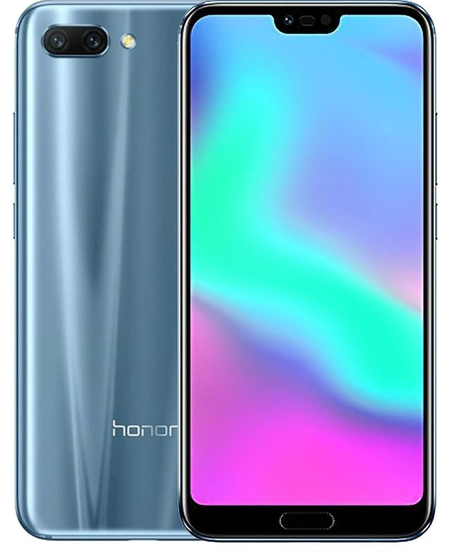 Honor 10 128GB Smartphone in Glacier Grey