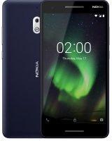 Nokia 2.1 8GB Smart Phone in Blue / Copper