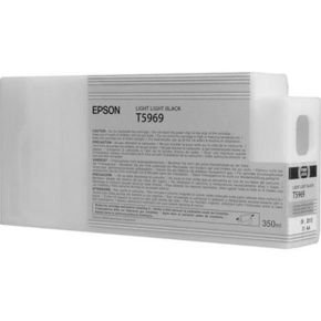 Epson T5969 Light Light Black Ink Cartridge