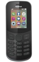 Nokia 130 Candy Bar in Black