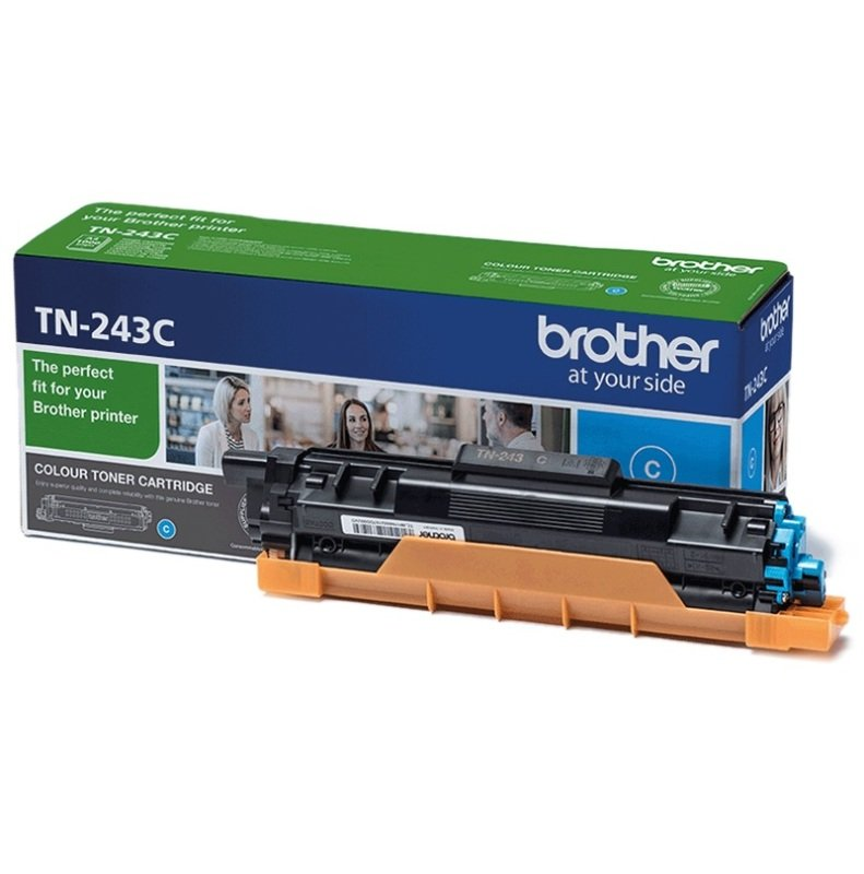 Brother TN-243C Cyan Standard Yield Toner Cartridge