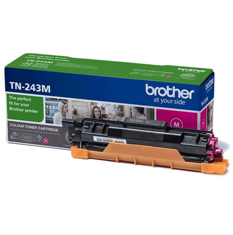 Brother TN-243M Magenta Standard Yield Toner Cartridge