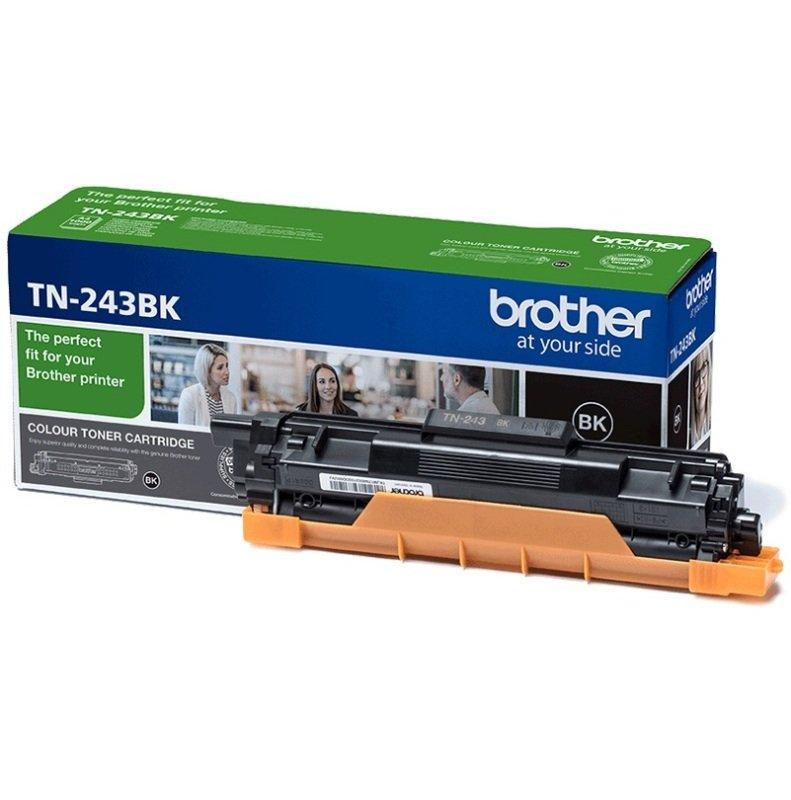 Brother TN-243BK Black Standard Yield Toner Cartridge