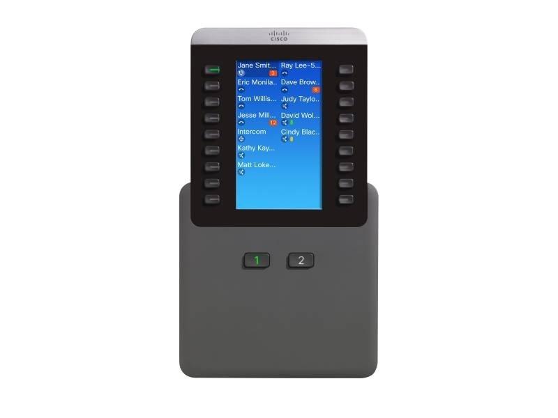 Cisco IP Phone 8865 Key Expansion Module