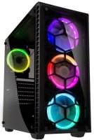 Kolink Observatory Midi Tower RGB Gaming Case - Black