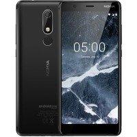 "Nokia 5.1 Black 5.5"" 16GB 4G Unlocked & SIM Free"