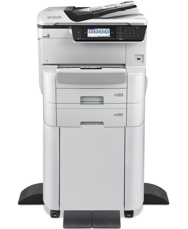 Epson WorkForce Pro WF-C8690DTWFC A3 Colour Multifunction Inkjet Printer