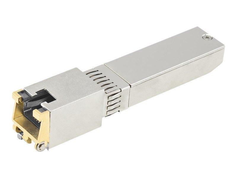 StarTech Msa Compliant 10GBASE-T SFP+ Transceiver Module
