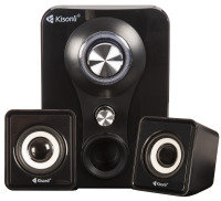 Kisonli U-22 2.1 PC Speaker System