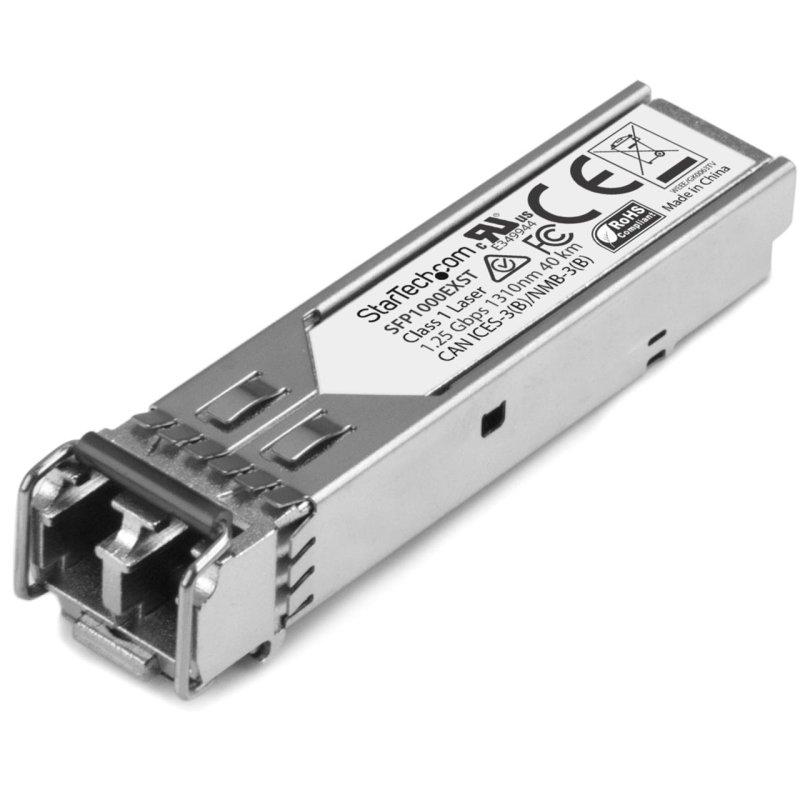 StarTech 1000BASE-EX MSA Compliant SFP Transceiver Module
