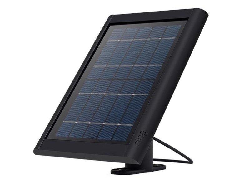 Image of Ring Solar Panel - Black