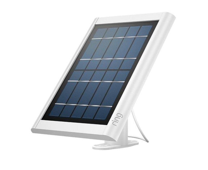 Image of Ring Solar Panel - White