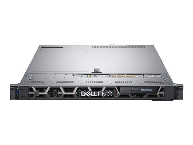 Dell EMC PowerEdge R640  Intel Xeon Silver 4110 / 2.1 GHz (3 GHz) (8-core) 16GB RAM 240GB SSD 1U Rack Server