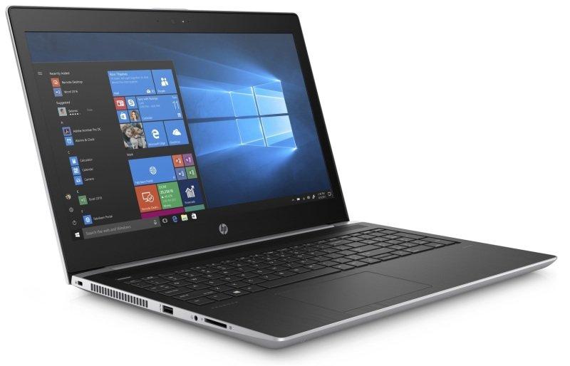 """HP ProBook 455 G5 AMD A9, 15.6"""", 4GB RAM, 500GB HDD, Windows 10, Notebook - Silver"""