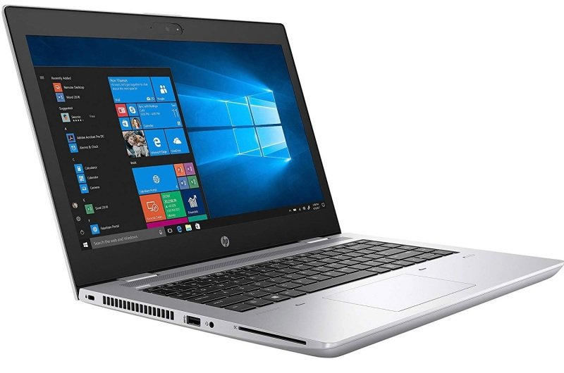"HP ProBook 645 G4 AMD Ryzen 5, 14"", 8GB RAM, 256GB SSD, Windows 10, Notebook - Silver"