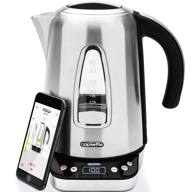 Appkettle WiFi Smart Kettle 3G/4G IOS / Android 2400W