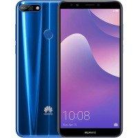 Huawei Y7 2018 16GB Smartphone - Blue