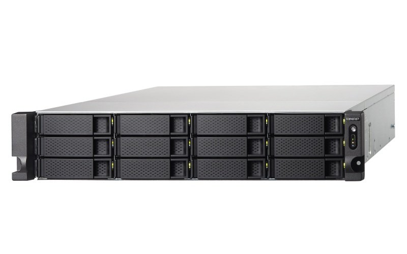 QNAP TS-1273U-RP-16G 48TB (12 x 4TB SGT-EXOS) 12 Bay with 16GB RAM
