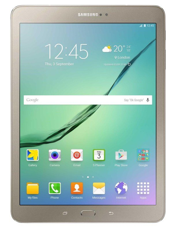 "Samsung Galaxy Tab S2 8"" sAMOLED 32GB Wi-Fi Tablet - Gold"