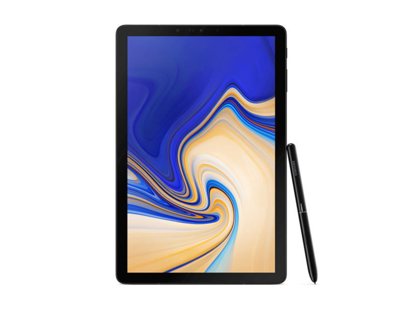 "Image of Samsung Galaxy Tab S4 10.5"" 64GB WiFi Tablet - Black"