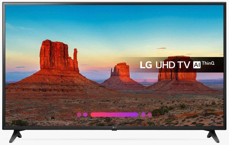 """LG 60UK6200 60"""" UHD 4K TV"""