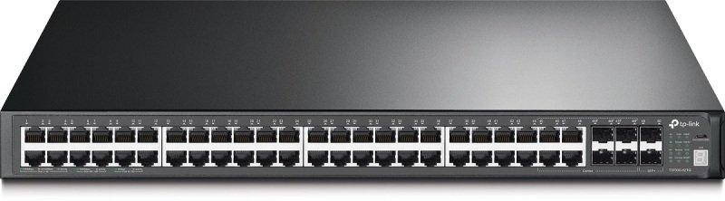 TP-Link JetStream 52-Port Gigabit Stackable L3 Managed Switch