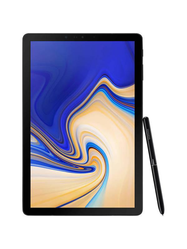"Image of Samsung Galaxy Tab S4 10.5"" 64 GB LTE Tablet - Black"