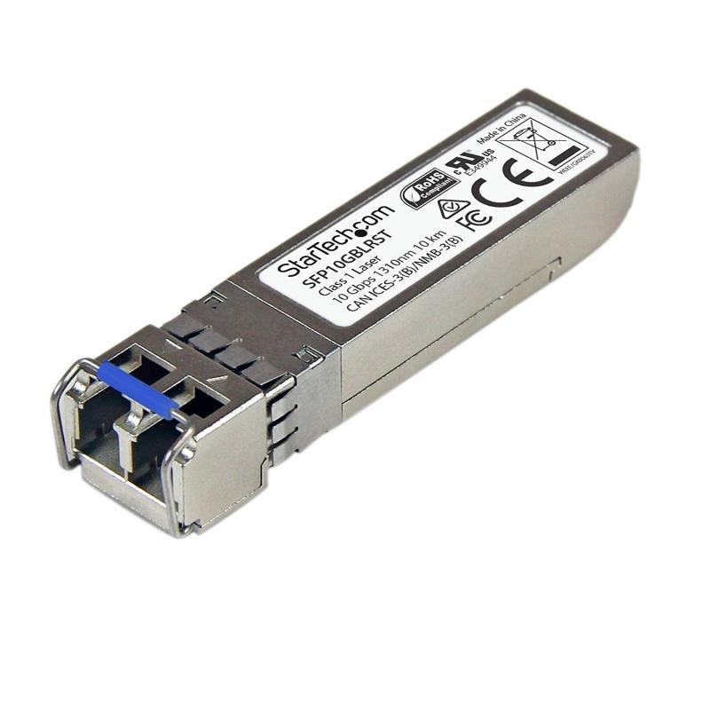 StarTech 10GBASE-LR MSA Compliant SFP+ Transceiver Module